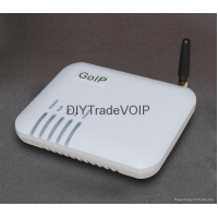 China VOIP SIP Gateway Quad Band + GSM Trunk to Asterisk PBX on sale
