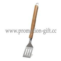 China Grill Master Lighted Bamboo Spatula on sale