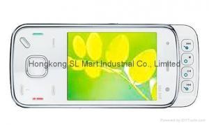 China Latest Dual Slide Dual Sim JAVA Unlocked WiFi Mobile n86 on sale