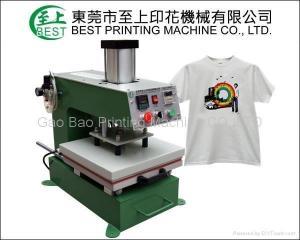 China Automatic One-place Heat Press Machine on sale