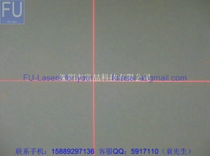 China 650nm red LINE cross LASER MODULE lazer on sale