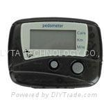 China Step counter/pedometer for gifts on sale