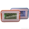 China 7 COLOR LCD DIGITAL ALARM CLOCK for sale