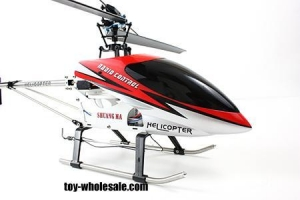 China shuangma syma 71CM Double Horse 9104 3.5CH RC Helicopter Gyro on sale