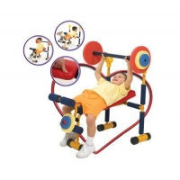 Kid's First Exercise Bench - #6910