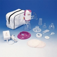 China Mains or Battery Operated Breast Pump Feeding System on sale