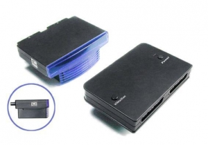 China Dance Pad 2.4GHz Wireless PS2/PC 2 in 1 Converter on sale