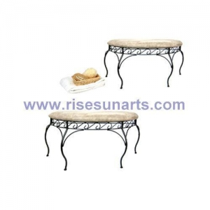 China Metal Bench & Stool on sale