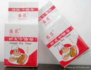 China Instant Dry Yeast Active Baker Yeast on sale