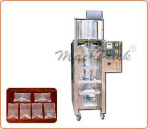 China Single Head Liquid Pouch Packing Machine on sale
