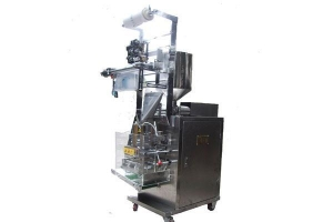 China Automatic Vertical Liquid & Paste Pouch Packing Machine on sale