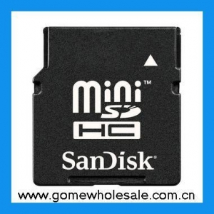 China Sandisk MINI SD MEMORY CARD on sale