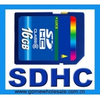 16GB SDHC Memory SD Card