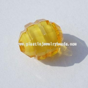 China wholesale Oval Diy jewelry acrylic Bead--ABB021 on sale