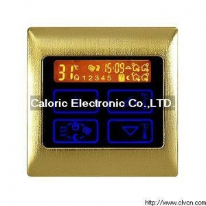 China thermostat controller for heating system on sale