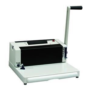 China Spiral Coil Binding Machine OBSSE508 on sale