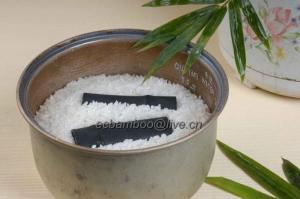China Bamboo charcoal Slice-04 on sale