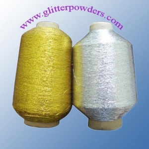 China Type-MX Metallic yarn on sale