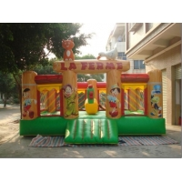 - Inflatable Bouncer Castles more details >> B001