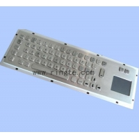China Metal Keyboard With Touchpad Metal keyboard with touchpad on sale