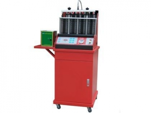 China fuel injector clean and test machine on sale