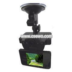 China 2.5 Rotatable Car Vehicle Dash Camera DVR on sale