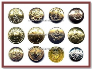 China MILITARY BUTTONS on sale