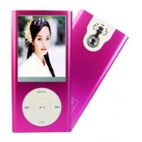 2.4inch mp4 player with 2GB,SD Card With 2.3 megapixels Camera. MP-066