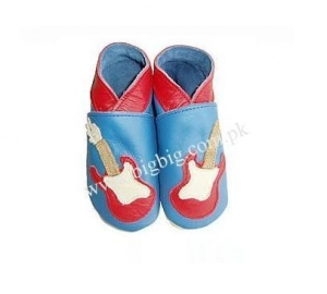 China Soft Leather Baby Shoes on sale