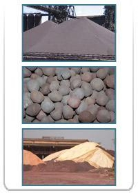 China Iron Ore - Fines, Lumps and Pellets. on sale