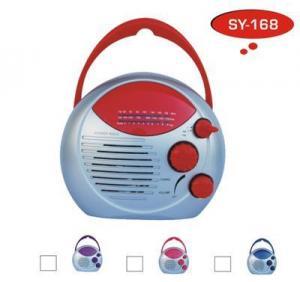 China Shower Radio on sale