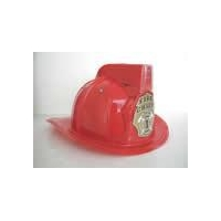 China COM_N8908LED - Fireman Helmet (Red LED & Sound) on sale