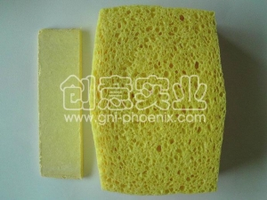 China Sponge Products Compressed Cellulose Sponge on sale