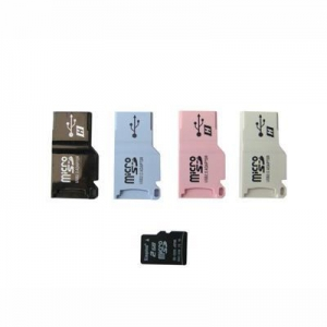 China Mini TF memory card reader on sale