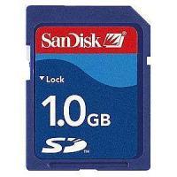 Sandisk SD card 1G