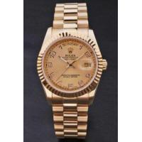 Replica Rolex Day Date rl180 18k yellow gold Men