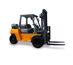 China LPG Forklift on sale