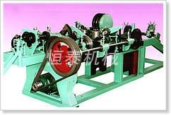 China CS-C Barbed Wire Machine for Two... on sale