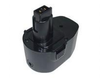 China Replacement for BLACK & DECKER CD1402K2 Power Tool Battery 1100mAh 14.4V on sale
