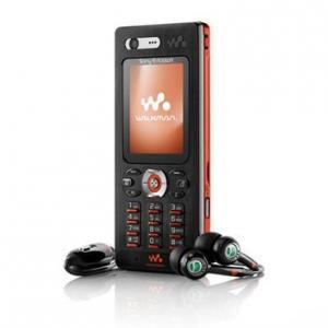 China Famous Phone Sony Erics Sony Ericsson W880i on sale