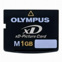 Memory Card Olympus XD Olympus XD Picture card 1GB