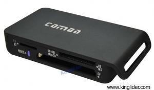 China UR-725 USB HUB&Card Reader Combo on sale