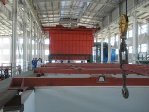 China Hot dip galvanizing plant on sale