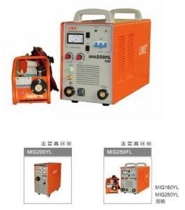 China Inverter MIG/FCAW Welding Machine on sale