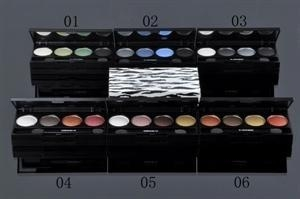 China MAC 4 Color Eye Shadow+face powder on sale