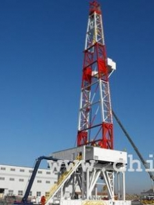 China Skid Mounted Drilling Rig Oem Supplier Wholesale on sale