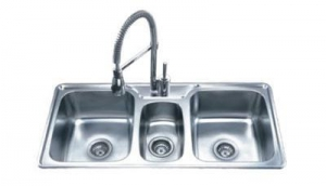 China Stainless Steel Sink Stainless Steel Sink WT-3035 on sale