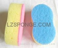 China SCOURER SPONGE on sale