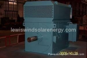 China YR/YRKS/YRKK High-voltage Slip-ring Induction Motor on sale