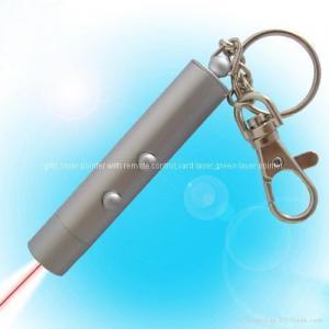 China Laser pointer /Laser pointer pen Red laser pointer keychain on sale